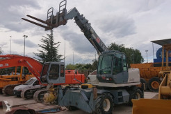 Terex 3514 telescopic handler used