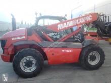 Chariot élévateur de chantier Manitou MT 625 T MT 523 occasion