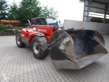 Manitou MLT940-120H LSU telescopic handler used