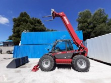 Manitou MT 1235 heavy forklift used