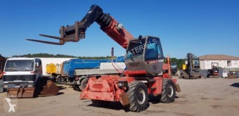 Manitou MRT 1540 telescopic handler used