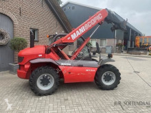 Stivuitor telescopic Manitou MT 523 second-hand