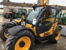 Dieci telescopic handler used