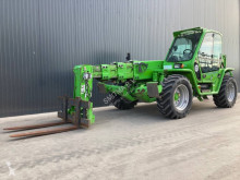 Merlo P40.17 telescopic handler used
