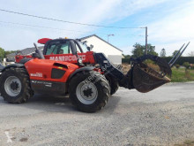 Chariot élévateur de chantier Manitou 634 occasion