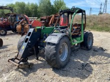 Deutz-Fahr AGROVECTOR 30.7 telescopic handler damaged