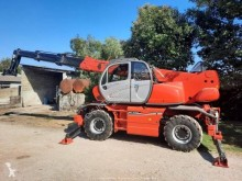 Manitou MRT 2150+ telescopic handler used