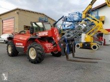 Manitou 735 heavy forklift used
