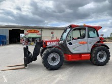 Manitou MLT 840 - 137 PS turbo elite telescopic handler used