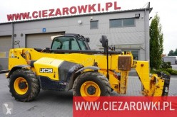 JCB540-170伸缩臂叉车 Hi-Viz , 17m ,joystick , SWAY ,Q-FIT , camera , A/C 二手