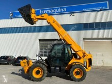 JCB 535-125 telescopic handler used