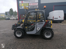 Wacker Neuson TH412 telescopic handler used