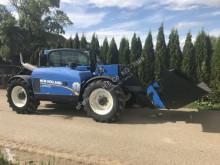 Teleskoplastare New Holland begagnad