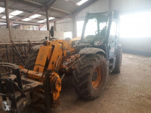 JCB 531 70 telescopic handler used