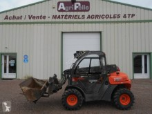 Ausa T 144 H telescopic handler used