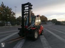 Teleskopisk truck Manitou MSI50D brugt