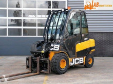 JCB TLT25D telescopic handler used