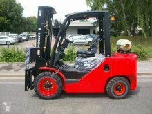 Telescopic handler used