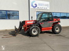 Stivuitor telescopic Manitou MT 1235 S MT 1235 S second-hand