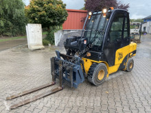 JCB TLT35D telescopic handler used