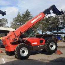 Manitou MT 1235 telescopic handler used