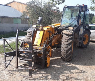 Chariot élévateur de chantier JCB 531 70 occasion