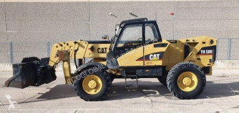 Caterpillar TH560B telescopic handler used