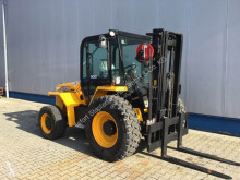 JCB 930-4 telescopic handler used