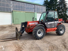 Stivuitor telescopic Manitou MT 1235 second-hand