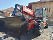 Chariot élévateur de chantier Manitou MT 1435 3500kg 14m occasion
