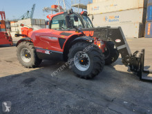 Stivuitor telescopic Manitou mlt961-145v+ elite second-hand