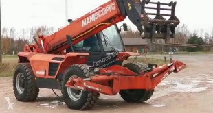 Chariot télescopique Manitou MT1232S occasion