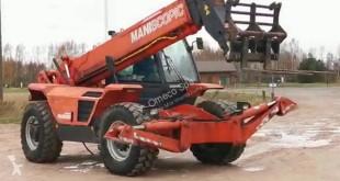 Teleskoplastare Manitou MT1232S begagnad