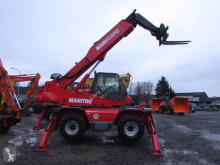 Manitou MRT 1840 EASY telescopic handler used