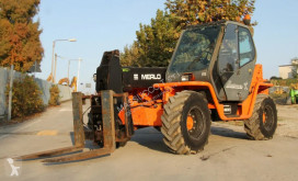 Merlo p60.10k telescopic handler used