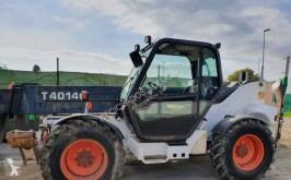 Bobcat T40140 telescopic handler used