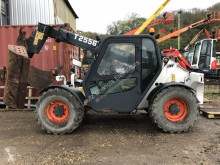 Bobcat T2556 telescopic handler used