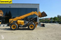 Teleskopický vozík JCB 533-105 533-105 535-95 532-120 535-125 531-70 MANITOU MT 932 1030 použitý