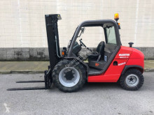 Manitou MH 25.4 T telescopic handler used