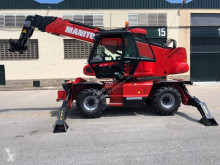 Stivuitor telescopic Manitou MRT 2145 second-hand