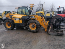 JCB 536-70 telescopic handler used