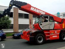 Carretilla telescópica Manitou MRT 3050 Privilege Plus usada