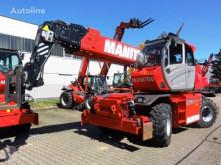 Manitou MRT 2550+ telescopic handler used