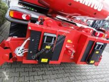 Teleskopisk truck Manitou 4 Platten 600x600x60 brugt