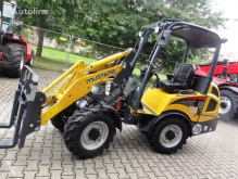 Mustang AL 306 telescopic handler used