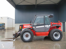 Manitou MLT 845-120 LSU telescopic handler used