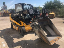 JCB TLT30 telescopic handler used