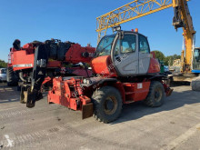 Manitou MRT 1850 telescopic handler damaged