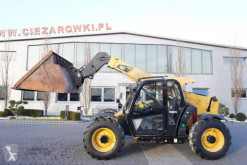 Carretilla elevadora de obra Caterpillar TH337 Agri , bucket 2,4m , joystick usada