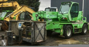 Şantiye için forklift Merlo Roto 45-21 mcss ikinci el araç